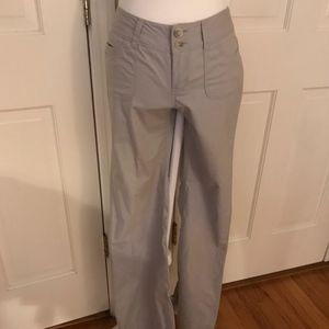 Banana Republic light Grey Pant